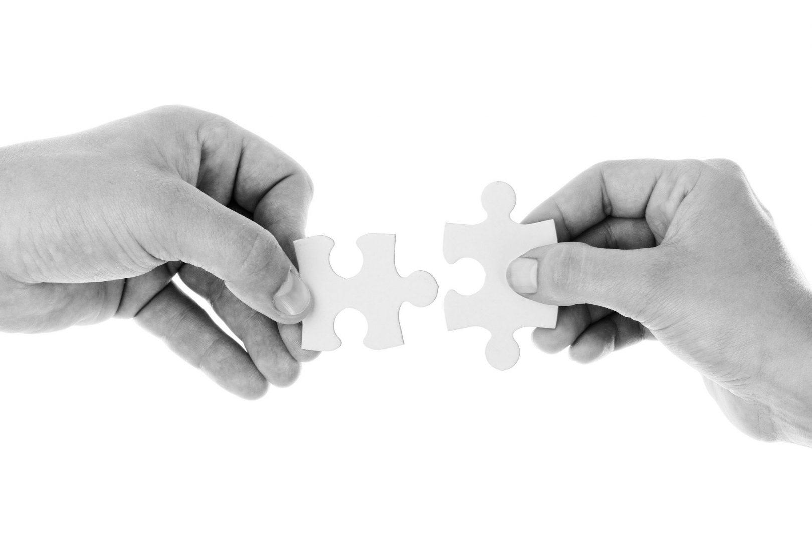 hands jigsaw